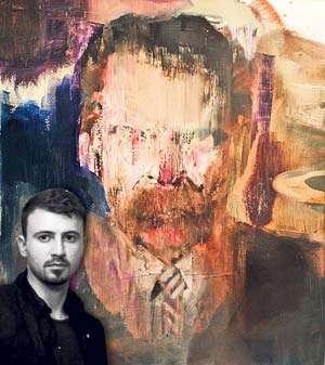 Adrian Ghenie - Maramureşeanul datorită căruia România a început să conteze pe piaţa mondială de artă