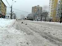 Adrian Todoran, consilier local în Baia Mare, solicită o ședință de urgență a CL pentru a rezolva problema deszăpezirii