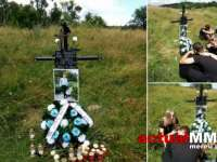 Adrian Vida, tânărul găsit mort într-un lac din Ocna Șugatag, va fi înmormântat astăzi în Sighetu Marmației