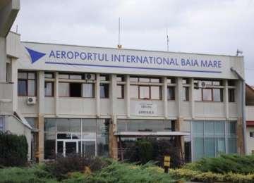 Aeroportul din Baia Mare redevine operațional începând de mâine, 21 iunie 2018