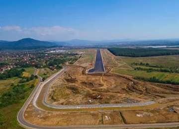 Aeroportul International Maramureș - A fost demarată procedura de achiziție a echipamentelor necesare reluării activității operaționale