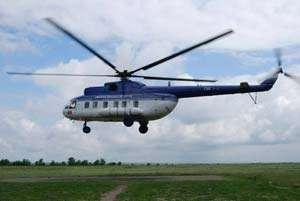 Află punctele de aterizare stabilite în urma zborului de recunoaştere efectuat de elicopterul M.A.I.