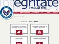 Agenția Națională de Integritate a lansat pe site o secțiune dedicată alegerilor locale