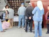Ajutoarelor alimentare europene vor fi distribuite abia din aprilie