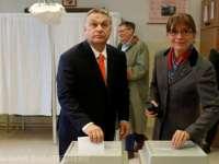 ALEGERI ÎN UNGARIA – Naționaliștii lui Orban, favoriți în cursa electtorală
