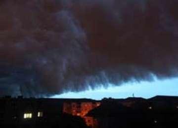 ALERTĂ meteorologică - Ploi torenţiale şi vijelii în TOATĂ ŢARA