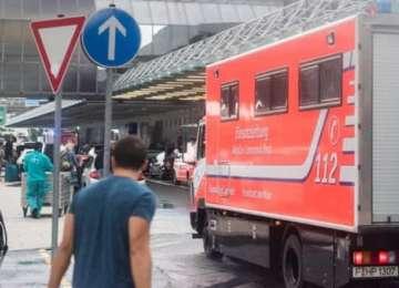 Alertă pe aeroportul din Frankfurt! 6 persoane rănite, în urma unui presupus atac cu gaz iritant