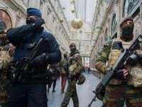 Alertă TERORISTĂ: Stațiile de metrou și școlile din Bruxelles rămân închise și luni