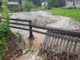 Alerte de furtună şi posibile inundaţii în Maramureş, inclusiv în Sighet