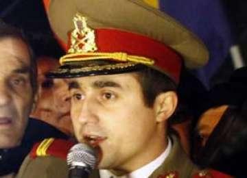 Alexandru Gheorghe, locotenentul care a fost dat afară din Armată după protestul din iarna lui 2012, a câştigat procesul cu Armata