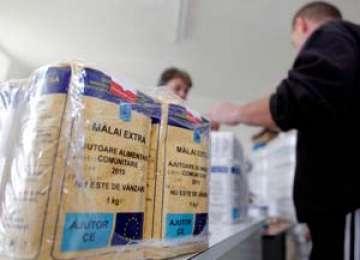 ALIMENTE PENTRU NEVOIAŞI - Vezi când vor ajunge în Maramureş ajutoarele europene