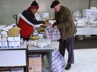 Alimentele de la Uniunea Europeană vor ajunge la maramureșeni abia în februarie 2016