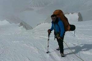 Alpinism: Băimărenii Cristian Niculescu Țâgârlaș și Cosmin Andron au abandonat cucerirea vârfului McKinley din Alaska