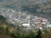 Alunecare de teren la Moisei