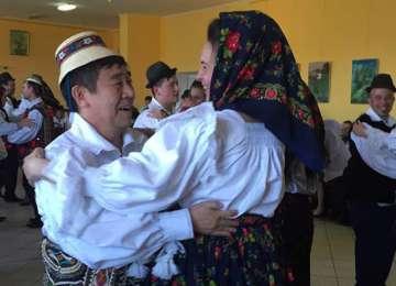 Ambasadorul Japoniei a sărbătorit sărbătorile Pascale în Maramureș