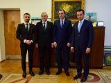 Ambasadorul Republicii Belarus în România a fost prezent în Baia Mare
