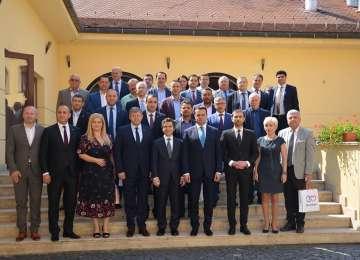 Ambasadorul Turciei, prezent în Maramureș într-o vizită oficială