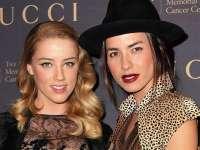 Amber Heard a fost arestată în 2009 pentru violență împotriva fostei sale partenere, Tasya Van Ree