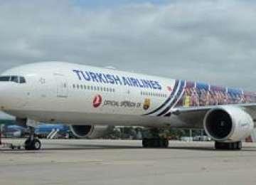 Amenințare cu bombă la bordul unui avion aparținând Turkish Airlines