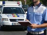 Amenzi aplicate şi permise de conducere suspendate de poliţiştii maramureşeni