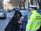 Amenzi aplicate șoferilor și pietonilor pentru nerespectarea regulilor de circulație