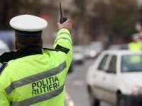 Amenzi de aproximativ 57.000 de lei aplicate ieri de poliţiştii maramureşeni participanţilor la trafic