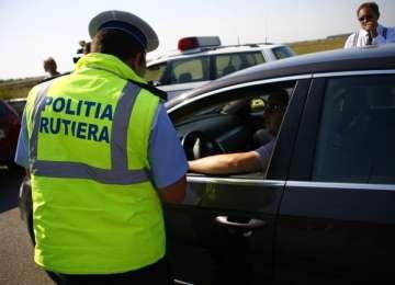 Amenzi de peste 95.000 de lei aplicate în trei zile de poliţiştii maramureşeni