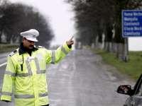 Amenzi în valoare de 12 500 de lei aplicate de poliţiştii din Ocna Şugatag şoferilor care s-au abătut de la respectarea normelor rutiere