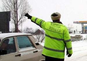 Amenzi în valoare de aproximativ 1500 de lei aplicate de poliţiştii din Borşa