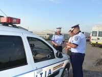 Amenzi, permise de conducere reținute și certificate de înmatriculare retrase ieri de polițiștii maramureșeni