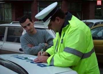 AMENZI RECORD în valoare de peste 231 000 de lei aplicate de poliţişti la finalul săptămânii trecute