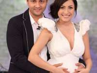 Andra va avea o fetiță. Uite primele imagini cu ea însărcinată
