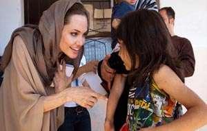 Angelina Jolie pledează pentru succesul eforturilor diplomatice în Siria