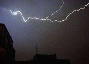 ANM: Avertizare de instabilitate atmosferică în Maramureş, până vineri la ora 9:00