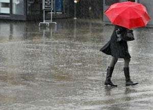 ANM: Informare de ploi și intensificări ale vântului la nivelul întregii ţări, până vineri noapte