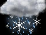 ANM: Informare meteo de lapoviță și ninsoare în întreaga țară, până la ora 23:00
