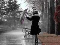 ANM: Urmează două zile de ploi în toată ţara