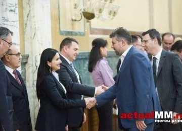 """Aparatură medicală pentru Centrul de Radioterapie al Spitalului Județean """"Dr. Constantin Opriș"""" din Baia Mare din partea Guvernului"""