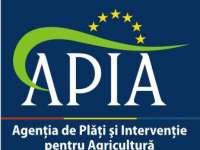 APIA: Plățile pentru ajutoarele de minimis pentru agricultura ecologică încep pe 2 decembrie a.c.