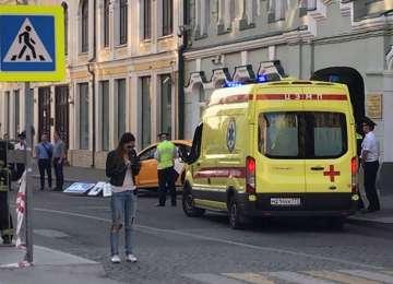 Şapte răniţi la Moscova după ce un taxi a pătruns în mulţime