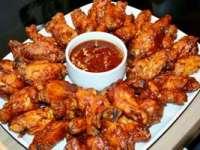 Aripioare picante (chicken wings)