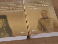 """""""Armata și Biserica Ortodoxă în Maramureșul interbelic"""", o carte fundamentală pentru istoria Maramureșului interbelic semnată de Laurențiu Batin"""