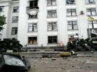 Armata ucraineană se pregătește de încercuirea Luganskului