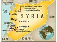 Arme chimice: ONU începe luni ancheta în Siria
