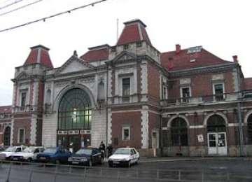 Artă și trenuri în Gara din Cluj Napoca