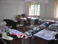 Articole de îmbrăcăminte în valoare de aproape 6.000 de lei confiscate de poliţiştii de investigarea criminalităţii economice