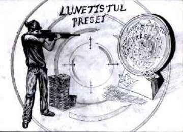 """Astăzi, 09 mai 2014, o nouă ediție a emisiunii """"Lunetistul presei"""" la Radio Galaxia și 4U FM"""