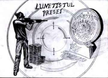 """Astăzi, 11 aprilie 2014, o nouă ediție a emisiunii """"Lunetistul presei"""" la Radio Galaxia și 4U FM"""