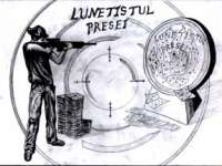 """Astăzi, 25 aprilie 2014, o nouă ediție a emisiunii """"Lunetistul presei"""" la Radio Galaxia și 4U FM"""
