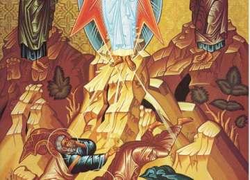 Astăzi se prăznuiește Schimbarea la Față a Domnului